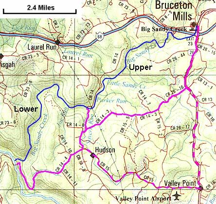 county map with Sandymap on Or Coop besides 8751235415 in addition Lake Tillery furthermore Goathland in addition Dalarna County.