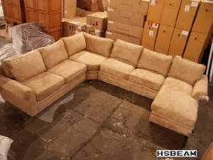 Pottery Barn Pearce Sectional