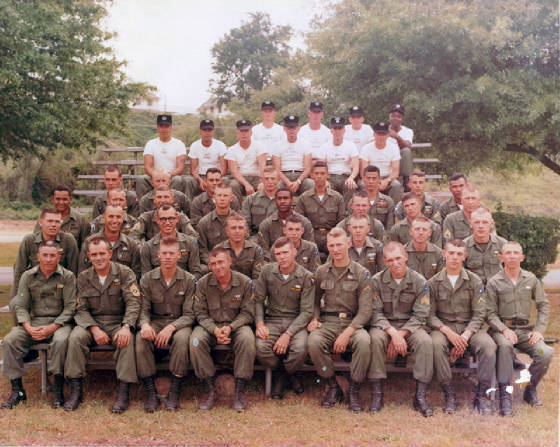 Fort Wayne Kia >> Original Members of the 268th Pathfinders