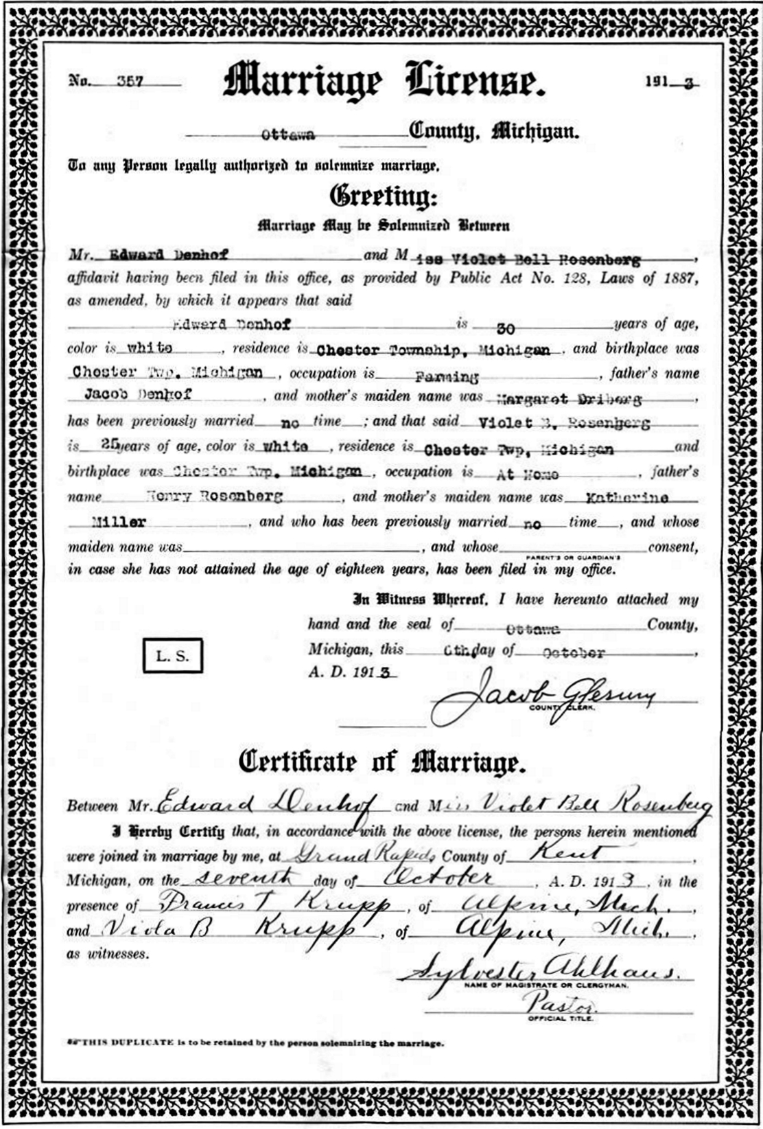 Offender Registry Connecticut Marriage License Mi Marriage Records