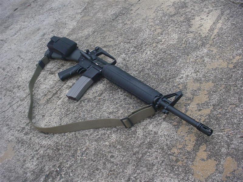 Vietnam Era Stlye Ar Rifle Specs The Firing Line Forums