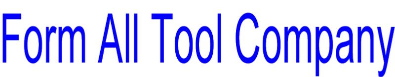 form tool