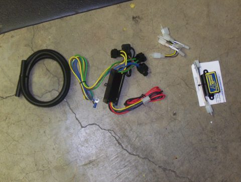 isolation wiring harness installation