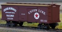 CMSL Union Line Boxcar