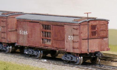Combination Boxcar