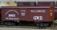 GWD Box Car