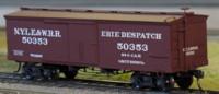 Erie Box Car