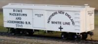 RW&O boxcar