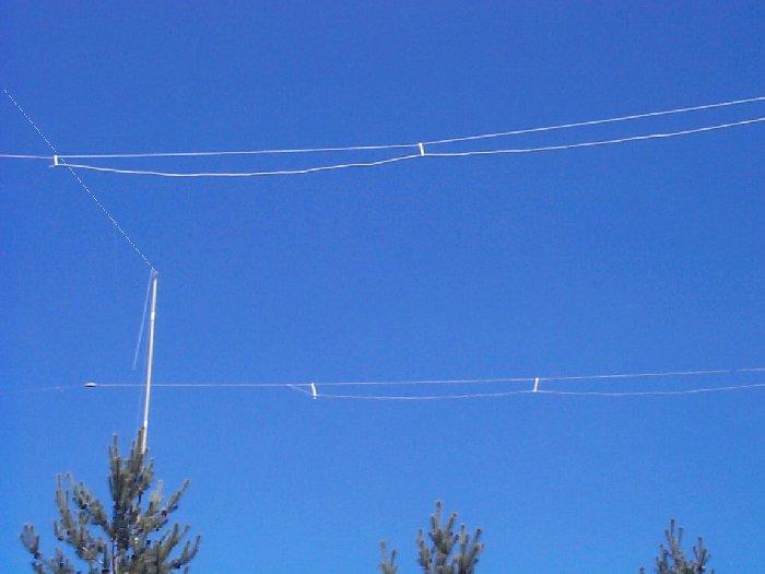 Dipole/Yagi Antenna