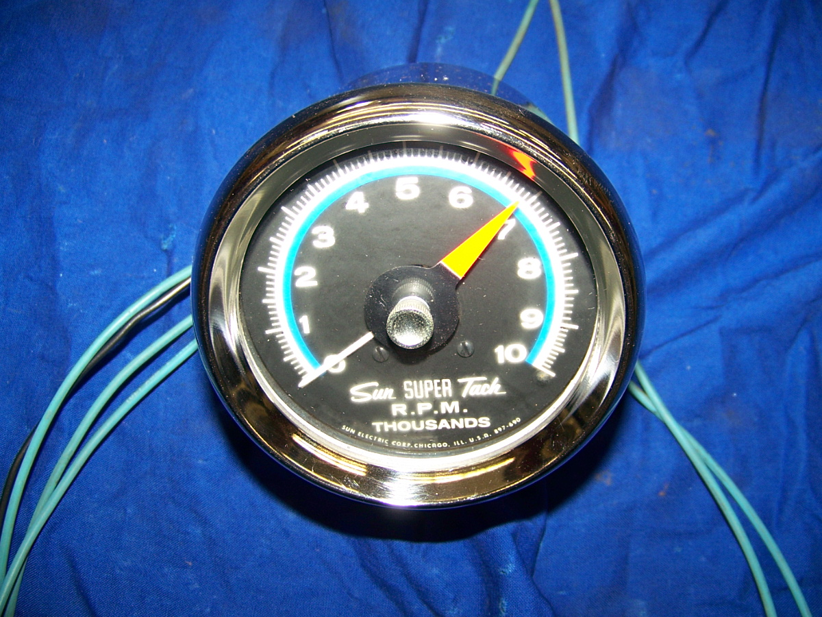Install Sun Super Tach 2 Wiring Diagram Ii Get Free Image About Inside