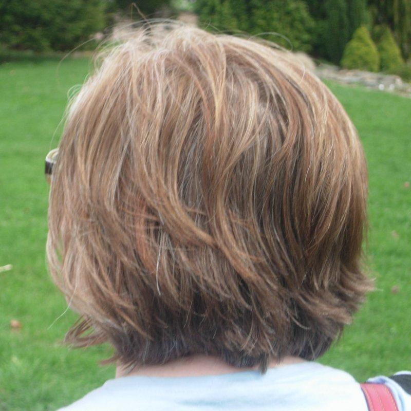 Bob To Layered Hair Gallery