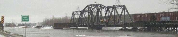 railroad bridge @ Oslo