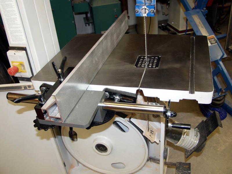 Laguna Driftmaster Fence Install On Mini Max Mm20 Bandsaw