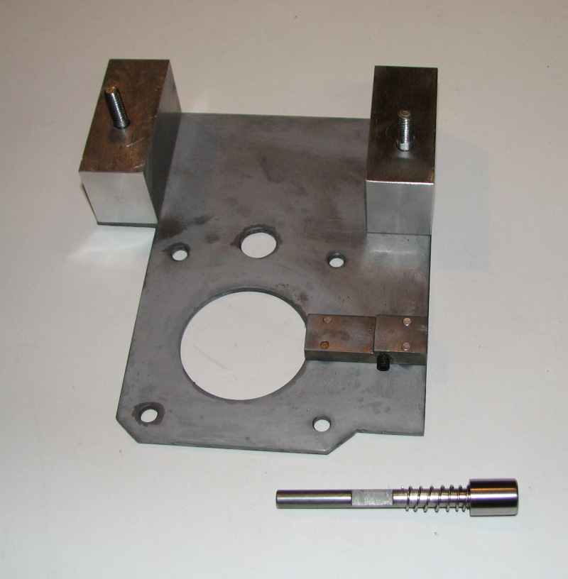 Minimill Base With Spindle Lock