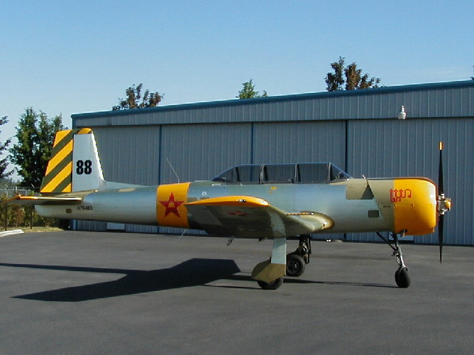 Nanchang Cj 6 Aircraft For Sale